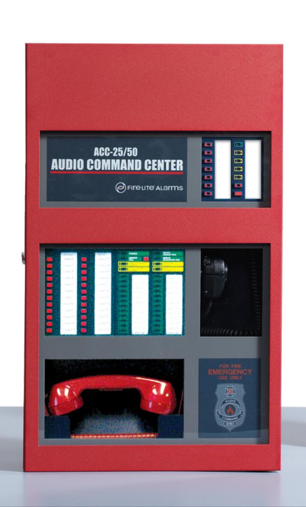 Voice/evac system